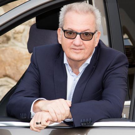Kurt Haesler, Driver of comfortride.ch